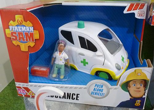 Fireman Sam Ambulance