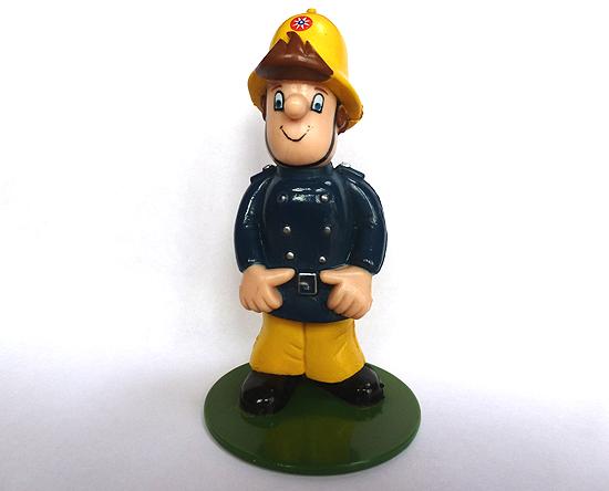 Bandai Fireman Sam Figurine