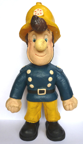 Bendy Toys Fireman Sam