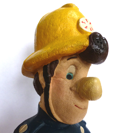 Bendy Toys Ltd Fireman Sam