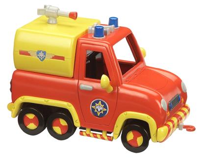 Character Fireman Sam Venus