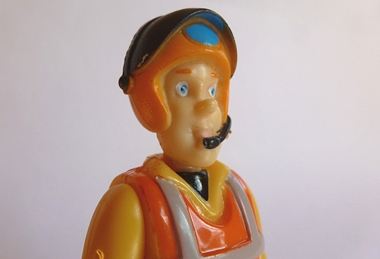 Fireman Sam in Sea Rescue Gear