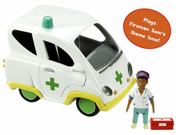 Fireman Sam Ambulance