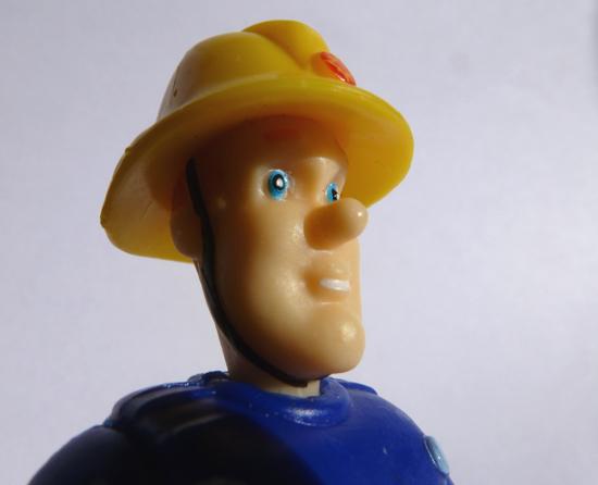 Fireman Sam Figure