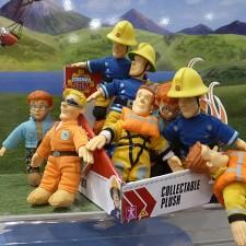 Fireman Sam Plush Toys