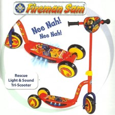 Fireman Sam Rescue Scooter