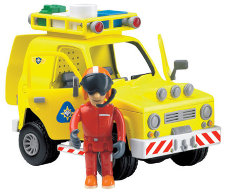 Rescue Vehicle with Tom Thomas