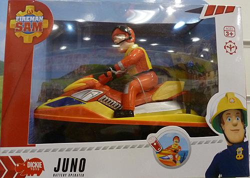 Fireman Sam Juno
