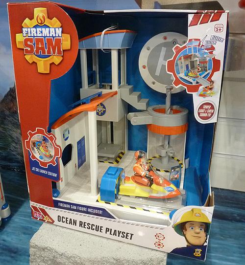 Ocean Rescue Playset Pack