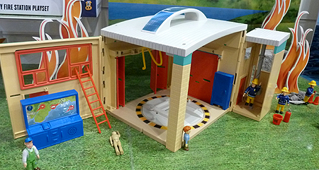 Pontypandy Fire Station Playset
