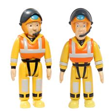 Fireman Sam and Firefighter Penny