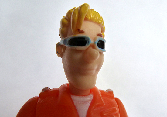 Tom Thomas Action Figure